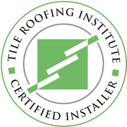Tile Roofing Institute TRI Certified Installer logo