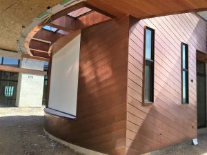 copper roof and siding project photos